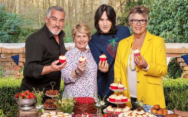 Why The Great British Bake Off Loves Kale!