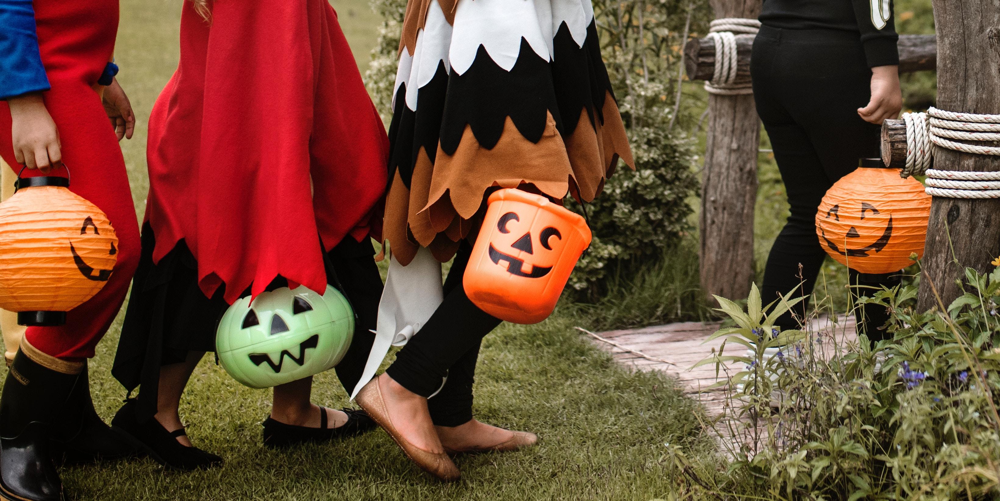 12 Fun Halloween Party Games