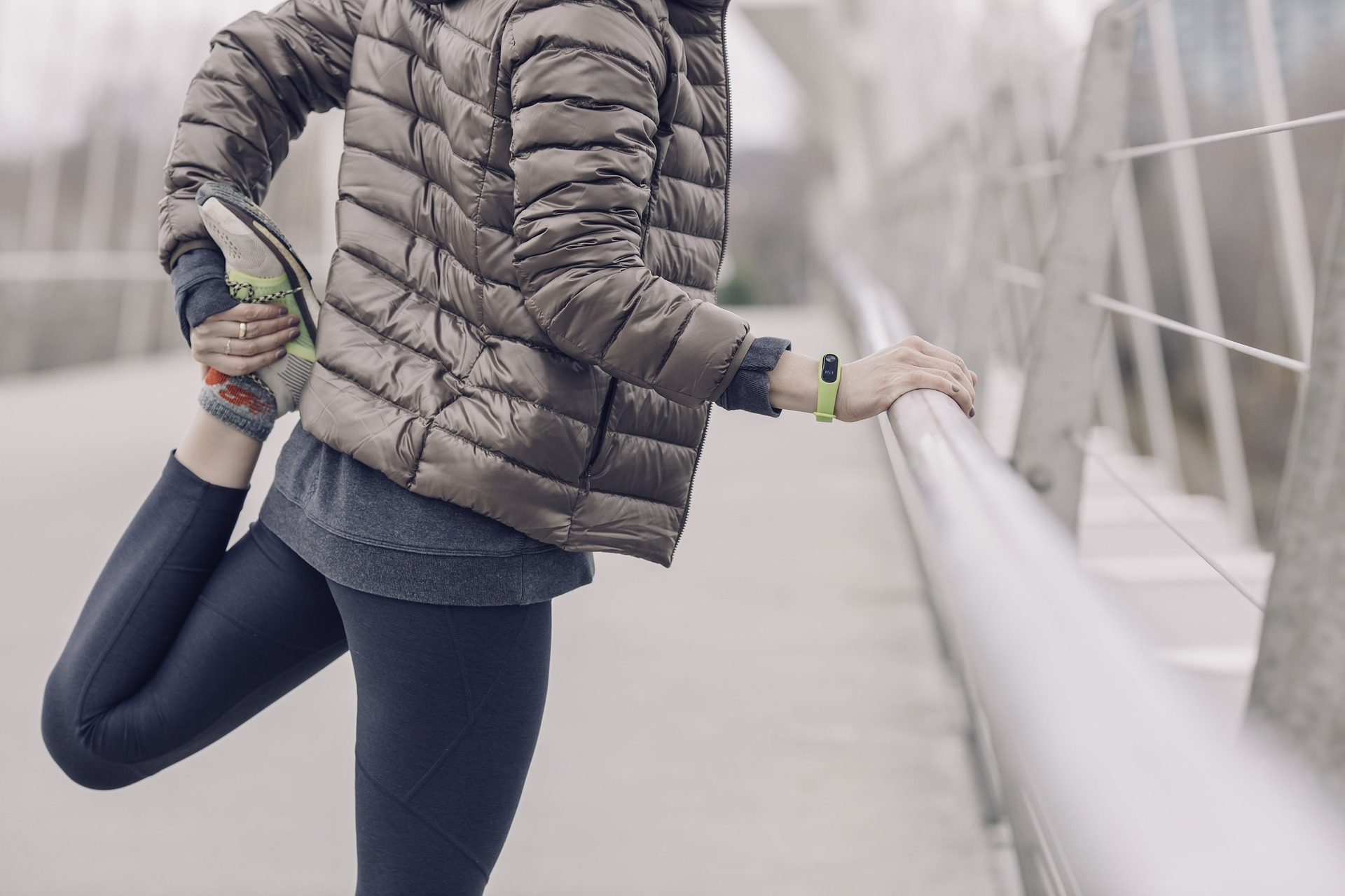 Keep Warm While You Exercise This Winter